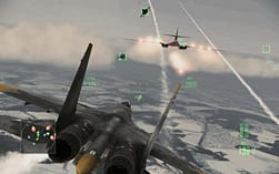 Ace Combat Assault Horizon Enhanced Edition screen shot 3
