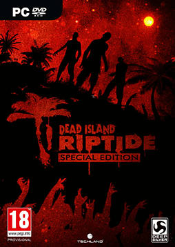 Dead Island: Riptide GAME Exclusive Special Edition PC Games Cover Art