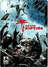 Dead Island: Riptide Zombie Bait Edition Xbox-360 Cover Art