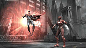 Injustice: Gods Among Us screen shot 7