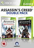 Assassin's Creed Brotherhood and Assassin's Creed Revelations Double Pack Xbox 360