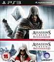 Assassin's Creed Brotherhood and Assassin's Creed Revelations Double Pack PlayStation 3