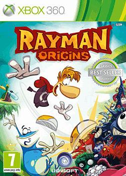 Rayman Origins Classics Xbox 360