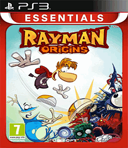 Rayman Origins (PS3 Essentials) PlayStation 3