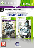 Tom Clancy's Ghost Recon: Future Soldier and Ghost Recon: Advanced Warfighter 2 Double Pack Xbox 360