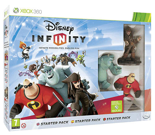 Disney Infinity Preview for Xbox 360, PS3, Wii, Wii U and 3DS at GAME