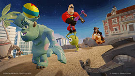 Disney INFINITY Starter Pack screen shot 6