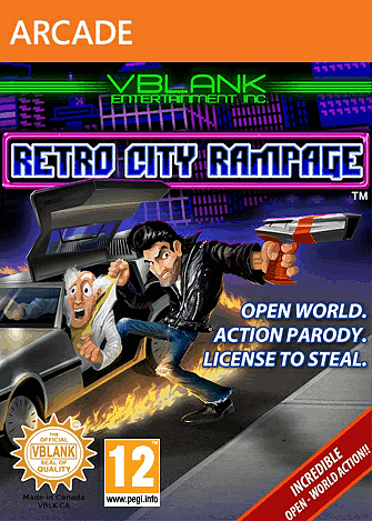 Retro City Rampage on Xbox LIVE for Xbox 360 at GAME