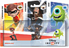 Disney INFINITY Sidekicks Triple Character Pack Toys and Gadgets