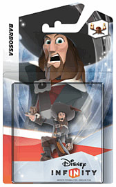 Barbossa - Disney INFINITY Character Toys and Gadgets