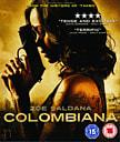 Colombiana Blu-Ray