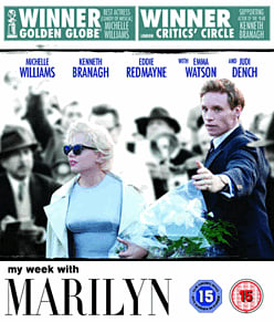 My Week With Marilyn Blu-Ray