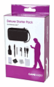 GAMEware 3DS XL Deluxe Starter Pack - Black Accessories