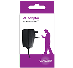 GAMEware Nintendo 3DS XL AC Adaptor Accessories