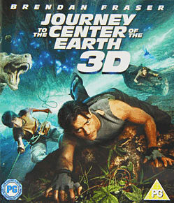 Journey to the Center of the Earth (3D) Blu-Ray