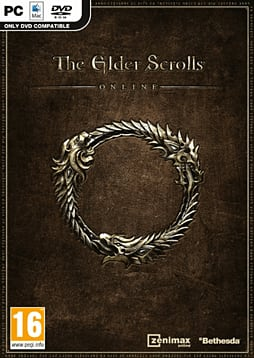 The Elder Scrolls Online with 'Cyrodiil at War' map - Only at GAME PC Games Cover Art