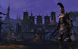 The Elder Scrolls Online with 'Cyrodiil at War' map - Only at GAME screen shot 3