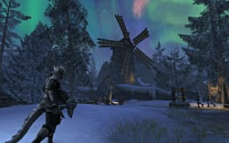 The Elder Scrolls Online with 'Cyrodiil at War' map - Only at GAME screen shot 4