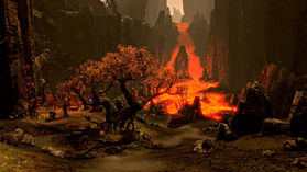 The Elder Scrolls Online with 'Cyrodiil at War' map - Only at GAME screen shot 6