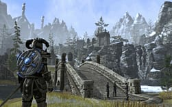 The Elder Scrolls Online with 'Cyrodiil at War' map - Only at GAME screen shot 7