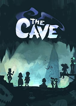 The Cave PC Games Cover Art