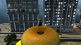LEGO City: Undercover with Chase McCain Minifigure screen shot 12
