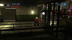 LEGO City: Undercover with Chase McCain Minifigure screen shot 26