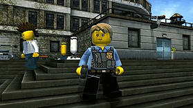 LEGO City: Undercover with Chase McCain Minifigure screen shot 28
