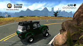 LEGO City: Undercover with Chase McCain Minifigure screen shot 8