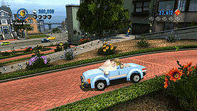 LEGO City: Undercover with Chase McCain Minifigure screen shot 5