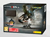 Nintendo 3DS XL Black with Monster Hunter 3 Ultimate 3DS