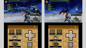 Nintendo 3DS XL Black with Monster Hunter 3 Ultimate screen shot 6