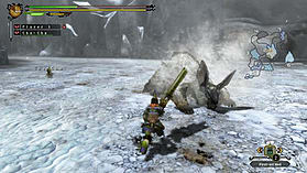 Monster Hunter 3 Ultimate screen shot 1