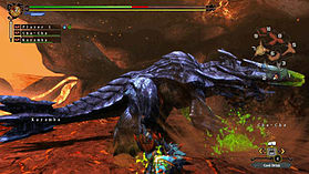 Monster Hunter 3 Ultimate screen shot 3