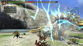 Monster Hunter 3 Ultimate screen shot 4