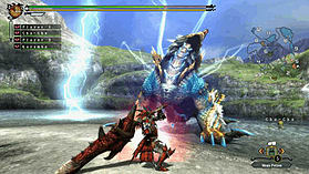Monster Hunter 3 Ultimate screen shot 5