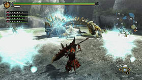 Monster Hunter 3 Ultimate screen shot 12