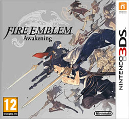 Fire Emblem: Awakening 3DS Cover Art