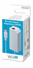 LAN Adaptor for Wii U Accessories