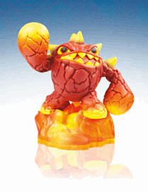 Eruptor - Skylanders Giants Character Toys and Gadgets