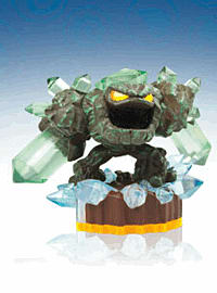 Prism Break - Skylanders Giants Character Toys and Gadgets