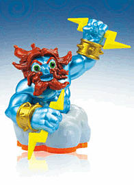 Lightning Rod - Skylanders Giants Character Toys and Gadgets