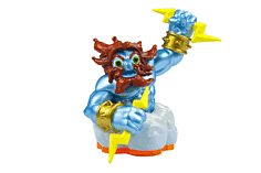 Skylanders Giants Character Triple Pack - Prism Break, Lightning Rod, Drill Sergeant screen shot 2