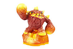 Skylanders Giants Character Triple Pack - Eruptor, Stealth Elf, Terrafin screen shot 1