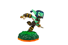 Skylanders Giants Character Triple Pack - Eruptor, Stealth Elf, Terrafin screen shot 2