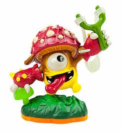 Lightcore Shroomboom - Skylanders Giants Character Toys and Gadgets