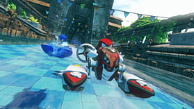 Sonic and SEGA All-Stars Racing Transformed - Four-Pack screen shot 3