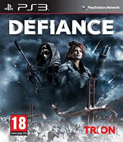Defiance PlayStation 3