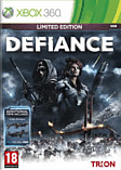 Defiance GAME Exclusive Limited Edition Xbox 360