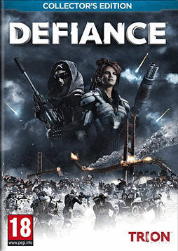 Defiance Collector's Edition - Only at GAME PC Games Cover Art